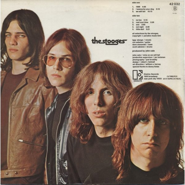 7 the Stooges