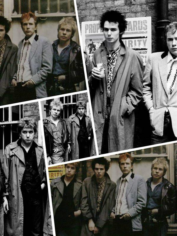 8 Sex Pistols